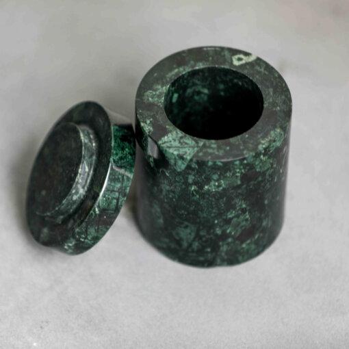 Mini Urn open groen